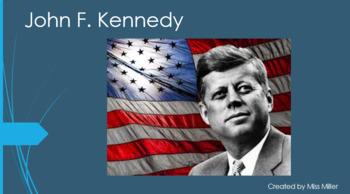 John F. Kennedy PowerPoint