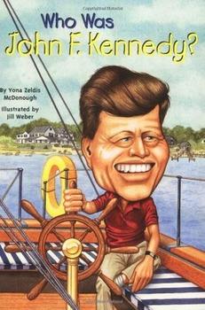 John F. Kennedy - Timeline by Mike Creel   Teachers Pay Teachers