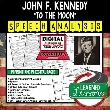 speech analysis template