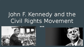 John F. Kennedy and the Civil Rights Movement