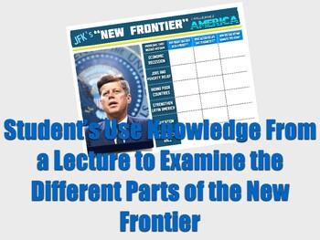 "John F. Kennedy's ""New Frontier"" Digital Activity"