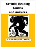 John Gardner's Grendel Reading Guides