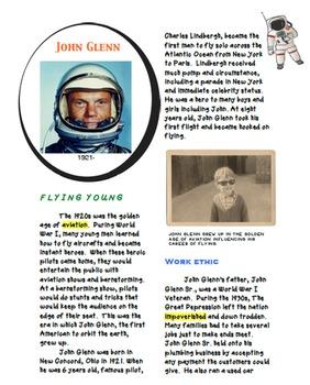 John Glenn Science Unit