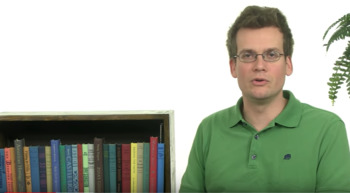 John Green Crash Course English Lit Video Comprehension Bundle
