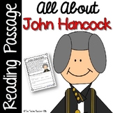 John Hancock Reading Passage