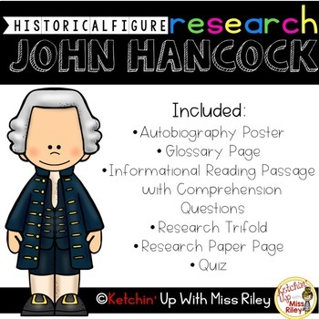 John Hancock Research Packet