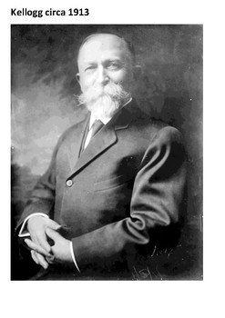 John Harvey Kellogg Handout