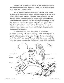John Henry - A Steel-Drivin' Man