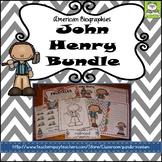 John Henry Folktale Pack