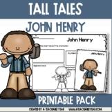 John Henry - Tall Tales