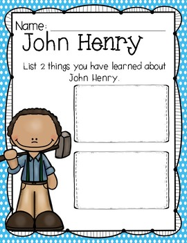 John Henry Recap