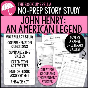 John Henry an American Legend