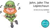 John, John The Leprechaun