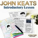 John Keats Introduction