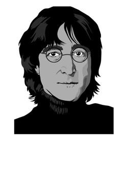 John Lennon Word Search