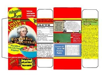 John Locke Cereal