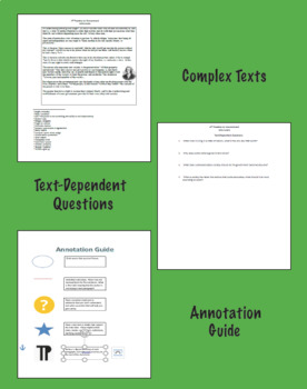 John Locke Excerpt, Text-Dependent Questions, Annotations, Government, History