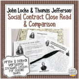 John Locke & Thomas Jefferson | Social Contract Close-Read