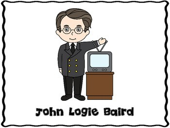 John Logie Baird (Inventor Graphic Organizers)