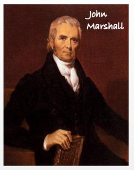 John Marshall + Assessment