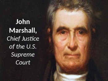 John Marshall Powerpoint