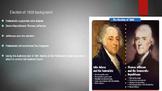 John Marshall & the Federal Government