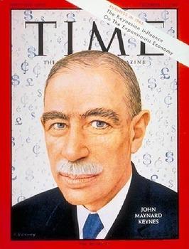 """John Maynard Keyes """"Economic Possibilities for our Grandchildren"""" Worksheet"""