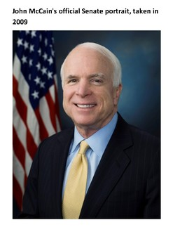 John McCain Handout