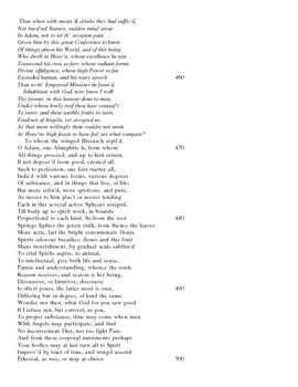 John Milton's Paradise Lost Short Essay Test for Books 1 & 2