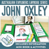 John Oxley Australian Explorers Lapbook Series