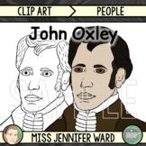 John Oxley Clip Art