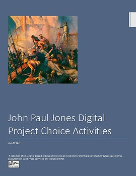 John Paul Jones Digital Project Bundle 8 Digital Products