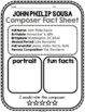 John Philip Sousa, Classical Composer, November, Autumn, Handwriting, Music, USA