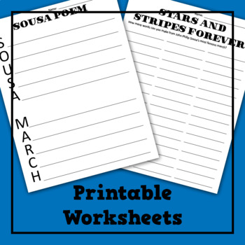 John Philip Sousa & His Marches Lesson Plan