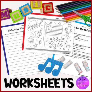 John Philip Sousa & His Marches Lesson Plan