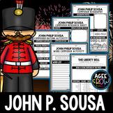 John Philip Sousa, November 6th Birthday, Autumn, Thanksgi