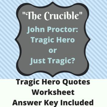 the crucible essay john proctor tragic hero