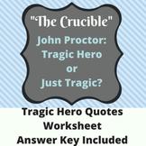 John Proctor: Tragic Hero or Just Tragic?