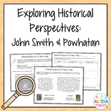 John Smith and Powhatan Perspectives Activity