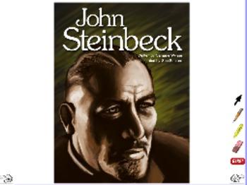 John Steinbeck - ActivInspire Flipchart