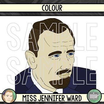 John Steinbeck Clip Art