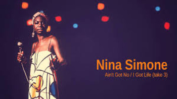 "John Steinbeck: ""Of Mice and Men"" Song ""Ain't Got No, I Got Life"" Nina Simone"