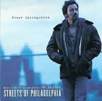 "John Steinbeck: ""Of Mice and Men"" Song ""Streets of Philadelphia"" B. Springsteen"