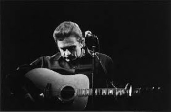 """John Steinbeck: Song - """"Man in Black"""" by Johnny Cash"""