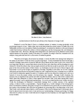 John Steinbeck: The Moon is Down
