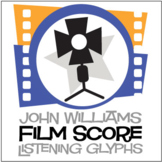 John Williams Film Score Music Listening Glyph Pack (Digital Print)