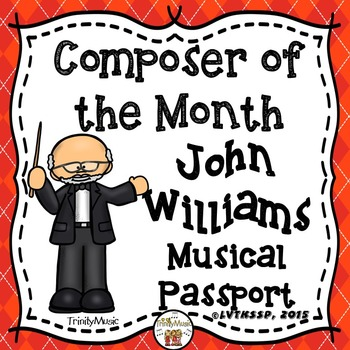 John Williams Musical Passport (Composer of the Month)