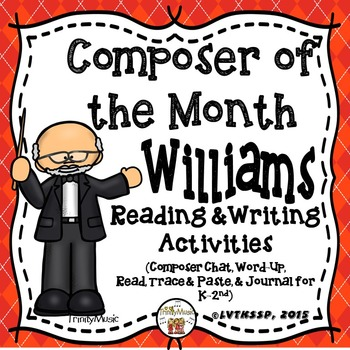 John Williams Reading & Writing Activities
