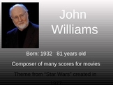 John Williams & Theme Music with Boomwackers