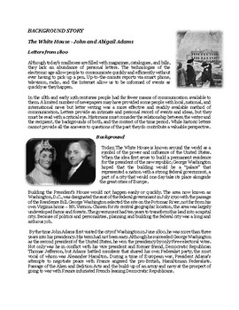 John and Abigail Adams-Love and Friendship that Transcends Time